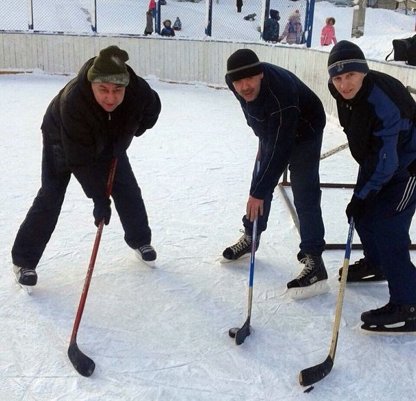 В Новосибирске построят новую хоккейную школу