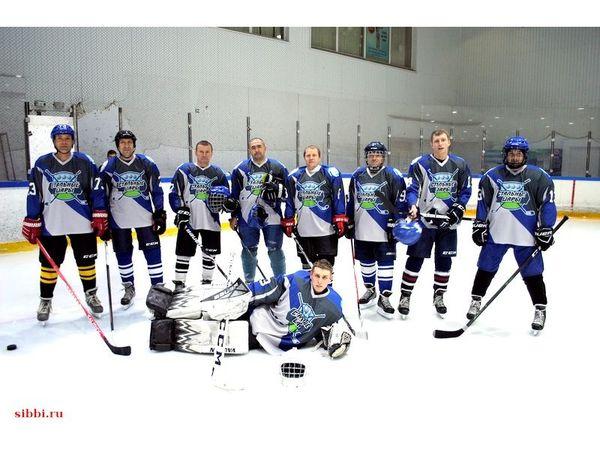 стальные шары хоккейная команда